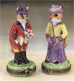 Limoges Fox Boxes